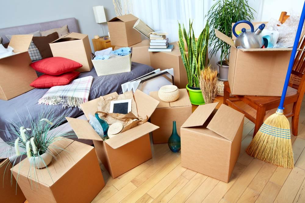 Ты составляешь чек-листы для коробок с вещами?